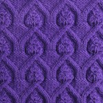 Cathedral Cables Knitting Stitch Pattern