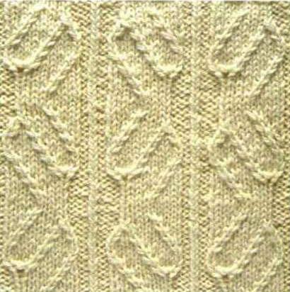 Cool Knitting Stitch