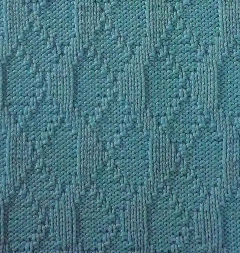 knit-purl-textured-stitch - Knitting Kingdom