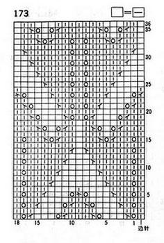 lace-tulip-flower-stitch-chart