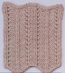 herringboone-ripple-stitch-knitting-free