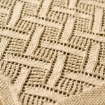 Diamond Lace Stitch Pattern