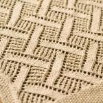 Diamond Lace Stitch Pattern