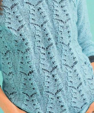 Lace Pillar Knitting Stitch Knitting Kingdom