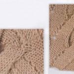Ribbon Cable Knitting Pattern Chart
