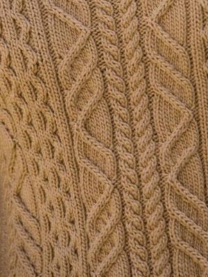 Aram Aran Cable Free Knitting Stitch Knitting Kingdom