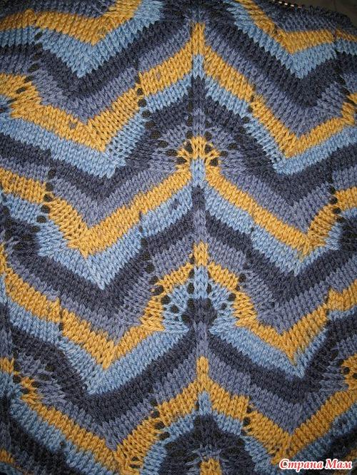Missoni Style Knitting Stitches - Knitting Kingdom