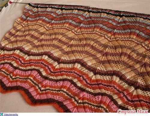 Missoni Style Knitting Stitches15