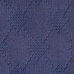 Large Texture Argyle Free Knitting Stitch