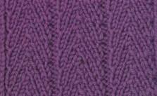 Rich More knitting stitch herringbone