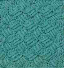Basketweave Slip Stitch