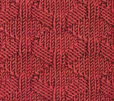 Basket Weave Knitting Stitch 6 Variations - Knitting Kingdom