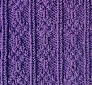 Knitting Stitches Knit And Purl : Knit & Purl Stitches - Page 2 of 4 - Knitting Kingdom (35 free knitting p...