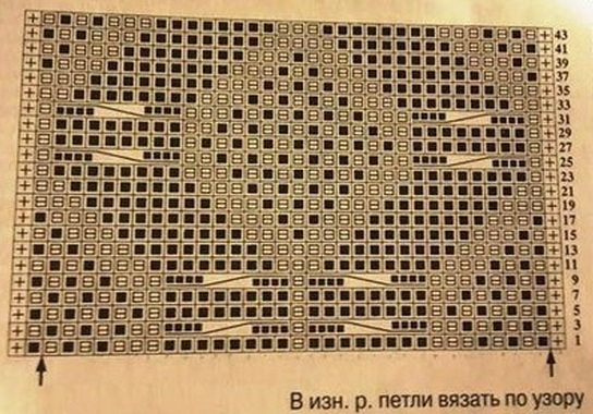 Beautiful knitting patter with volume 3