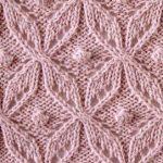 Japanese Lace Knitting Stitch