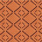 Stacked Diamonds Free Knitting Stitch Pattern