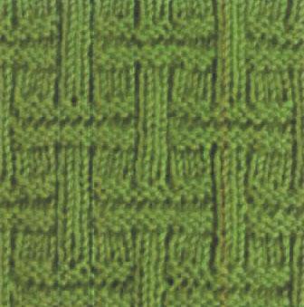 Unique-Basketweave-knitting-pattern