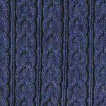 Cable Inward Bound Knitting Stitch