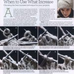 Knitting - When to Use What Increase