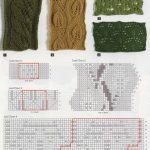 Leaf Knitting in Many Ways