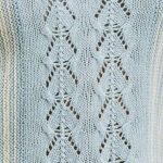 Lace Panel Knitting Stitch 1