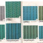 8 Ribbed Lace Knitting Stitches