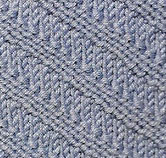 Diagonal Knit & Purl Knit Stitch