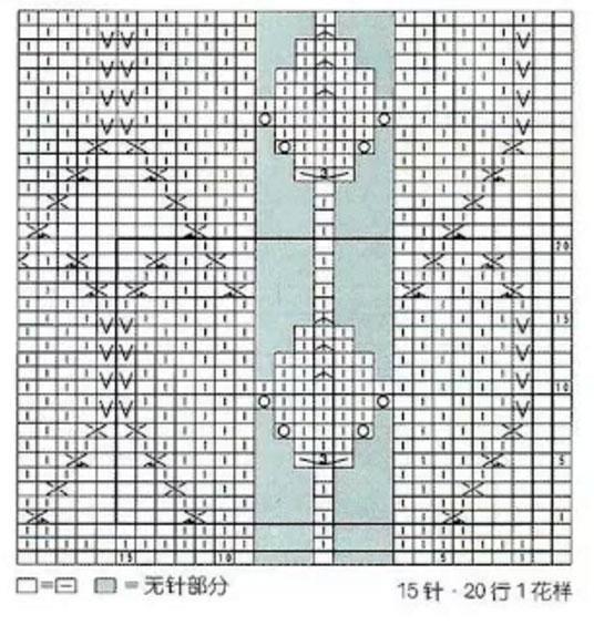 seed-stitch-hearts-knitting-stitch-pattern-chart