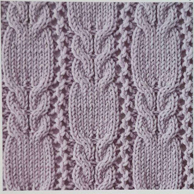 Eyelet Lace Knitting Patterns