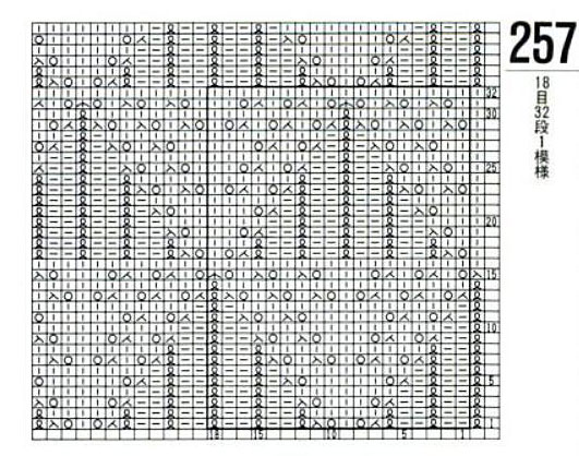 chandelier-lace-stitch-chart
