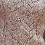 Lace Panel Knitting Stitch