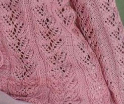Lace vertical stitch panels