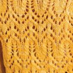Lace Awnings Knit Stitch