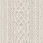Aran Cable Knit Design Free Stitch