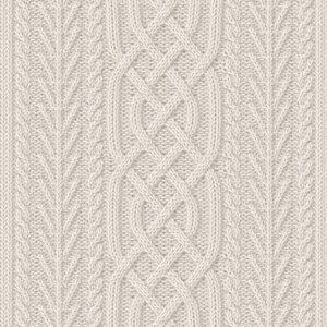 Aran Cable Knit Design Free Stitch