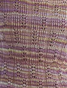 lace-and-rib-checkered