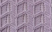 Ripple Stitch edging