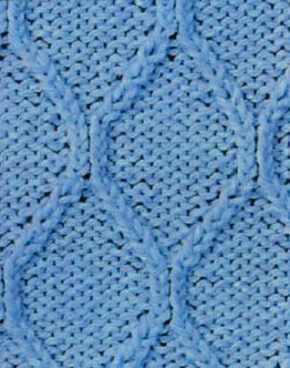 twisted-diamonds-knit-stitch