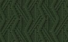 Vertical Cables Zig Zag Knit Stitch