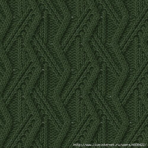 vertical-cables-zig-zag-knit-stitch