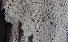 Beautiful Lace Knitting Stitch Pattern Chart