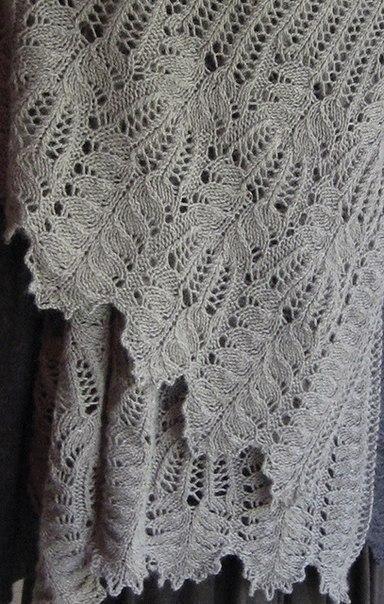 Knitting Lifelines In Lace : Beautiful lace knitting stitch pattern chart