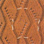 New Zig Zag Knitting Stitch