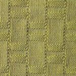 Basket Weave Variety Knit Stitch