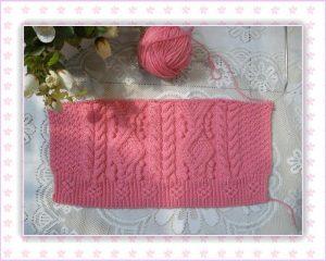 Japanese Knitting Stitch