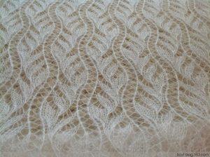 Kid Silk Lace Shawl Pattern