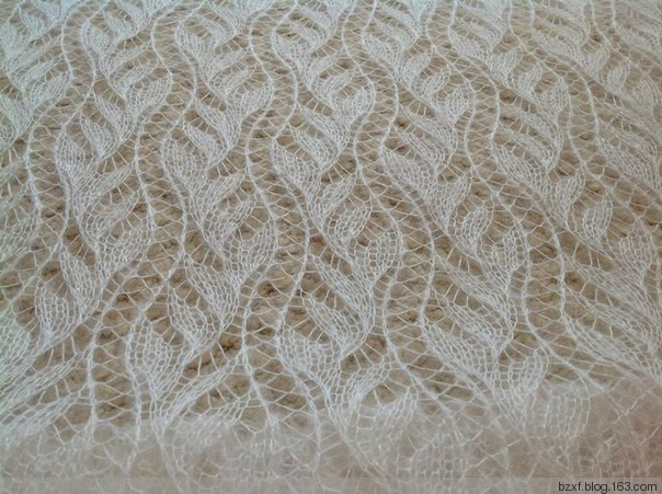 Kid Silk Lace Shawl Pattern