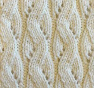 Knitting Stitch Patterns Mock Cable : Mock Cables - Knitting Kingdom (7 free knitting patterns)