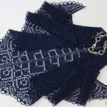 Shawl Knitting Pattern Lace