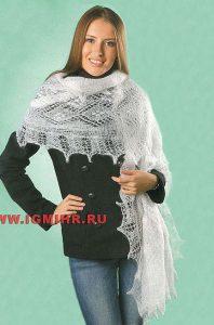 Free Lace Shawl Pattern